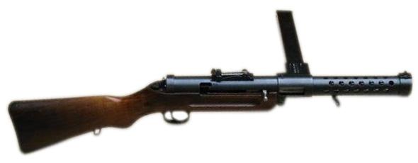 Bergmann MP20/SIG modell 20
