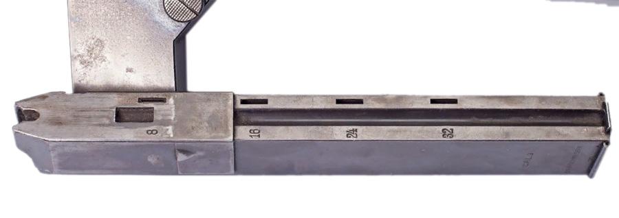Магазин пистолета-пулемета MP28
