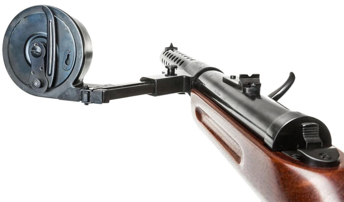 Пистолет-пулемет MP18