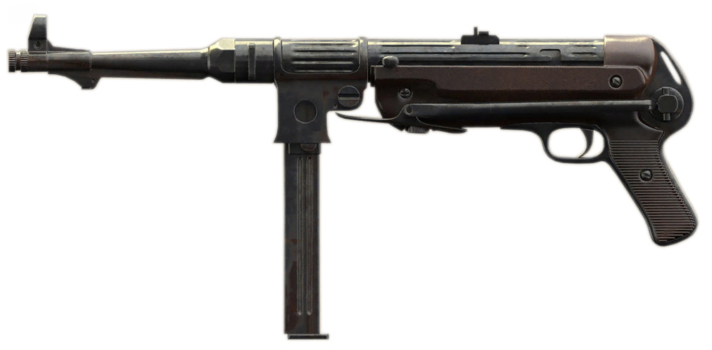 Пистолет-пулемет MP-38