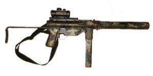 Пистолет-пулемет M3 SpecOps Generation 2