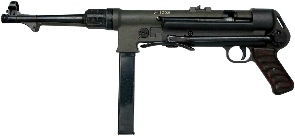 Пистолет-пулемет MP 38 L