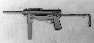 Пистолет-пулемет P.A.M.1