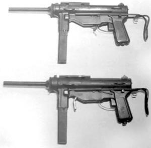 Пистолет-пулемет P.A.M.1/P.A.M.2