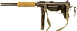 Пистолет-пулемет U.S. 9 mm S.M.G.