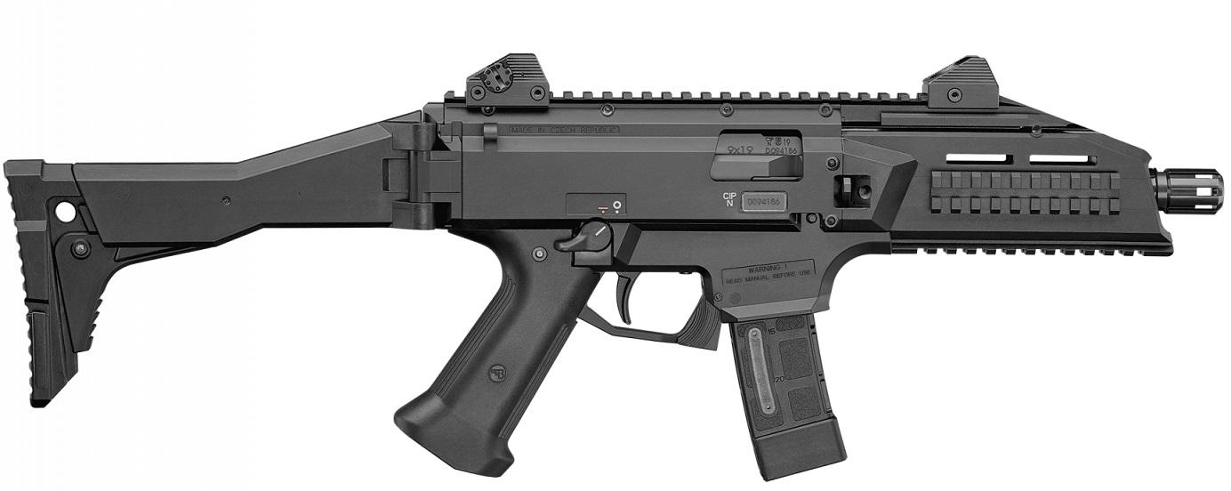 Пистолет-пулемет Scorpion EVO 3 S1