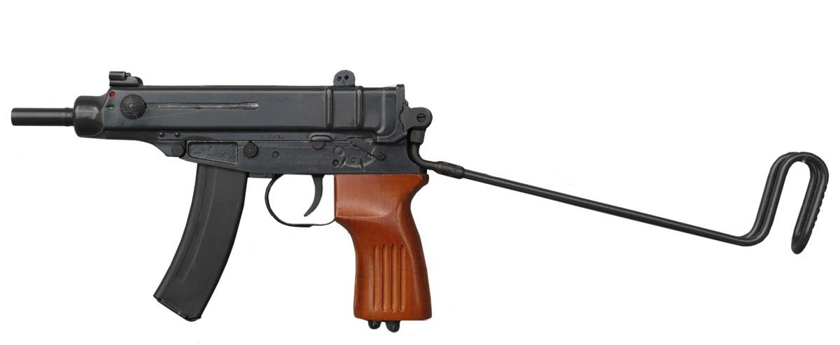 "Пистолет-пулемет ""Скорпион"" Šcorpion vz. 61"