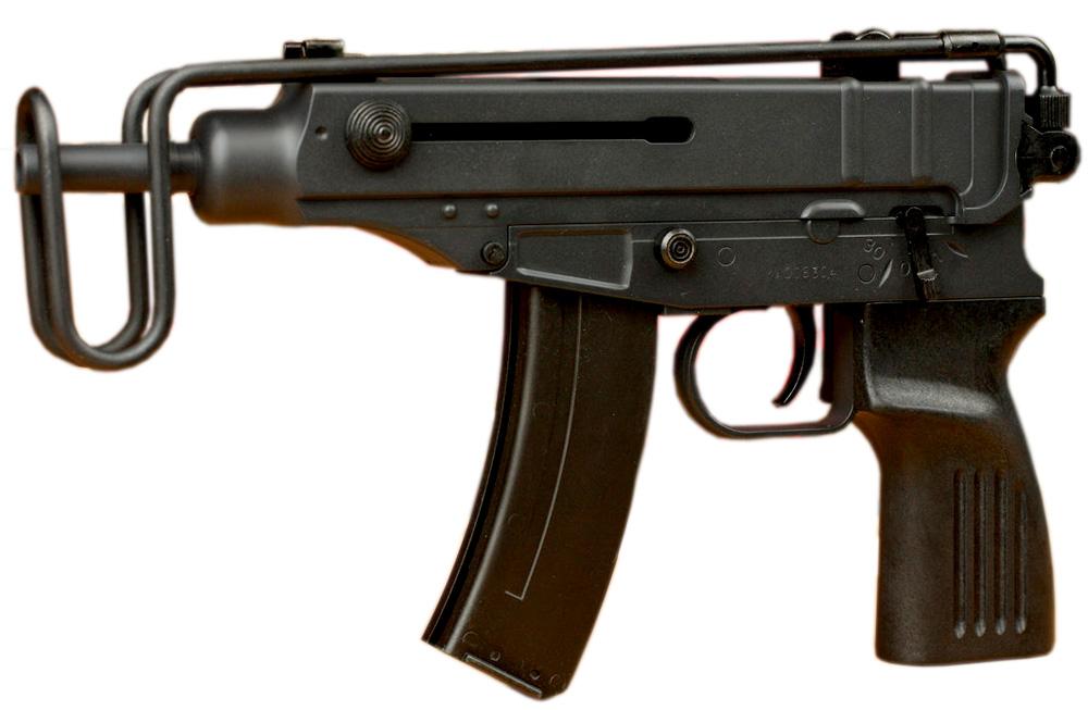 Пистолет-пулемет Скорпион Vz. 61