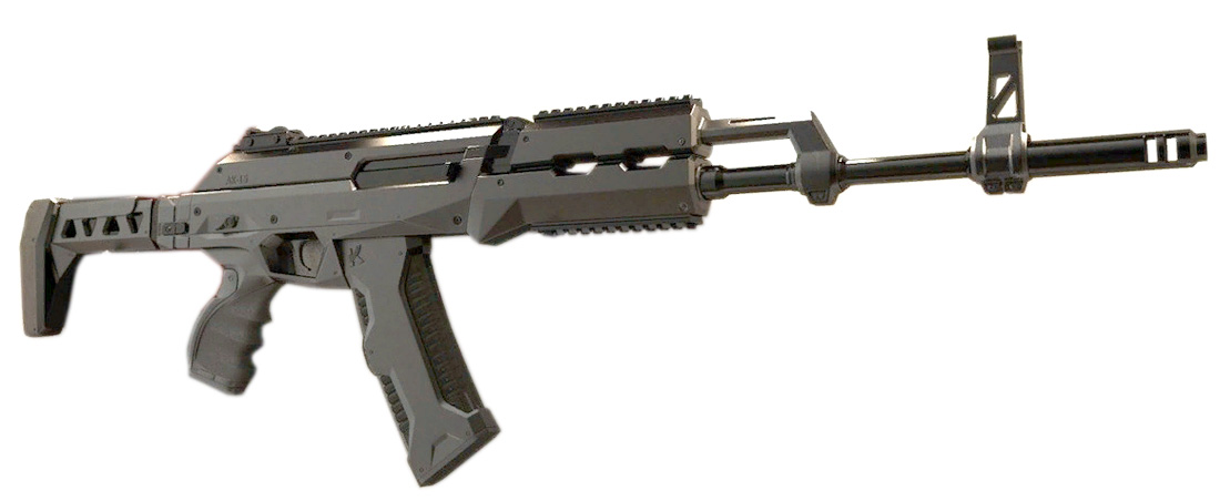 Автомат АК-15