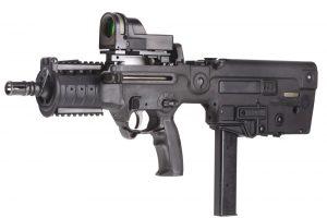 Пистолет-пулемет Форт-224 вид слева