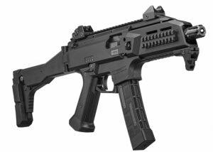 Пистолет-пулемет CZ Scorpion EVO 3 A1