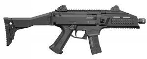 Пистолет-пулемет CZ Scorpion EVO 3 S1 вид справа