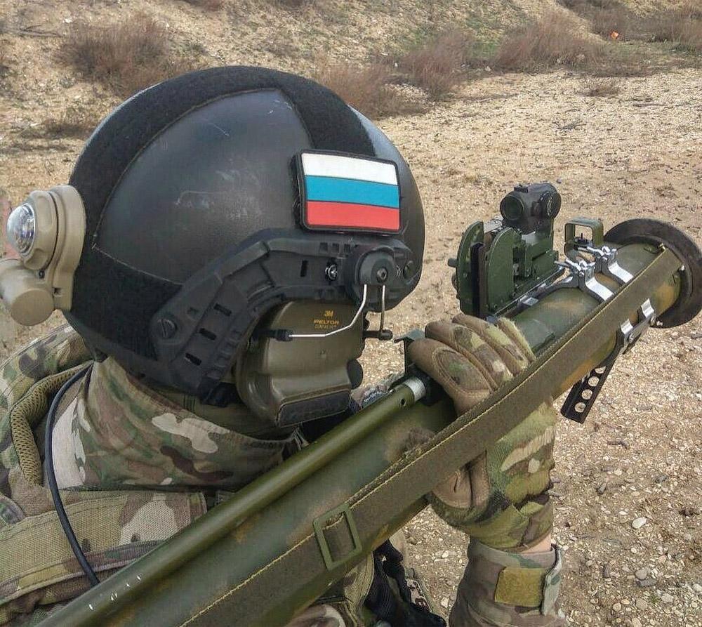 Стрельба из РПГ-27