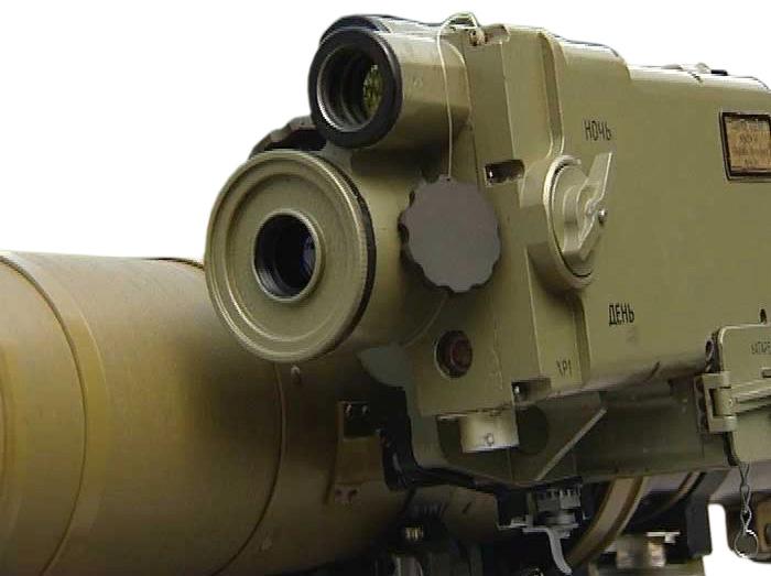 Оптико-электронный прицел КПУО для РПГ-29